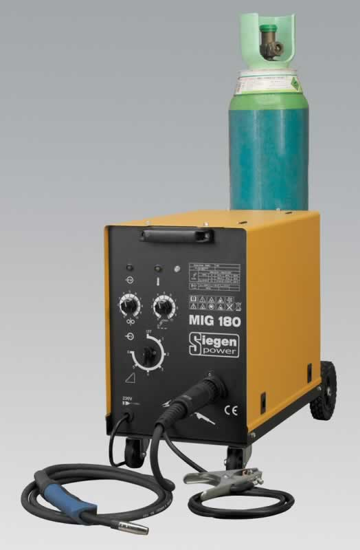 MIG Welder 180Amp with Euro Torch 230V