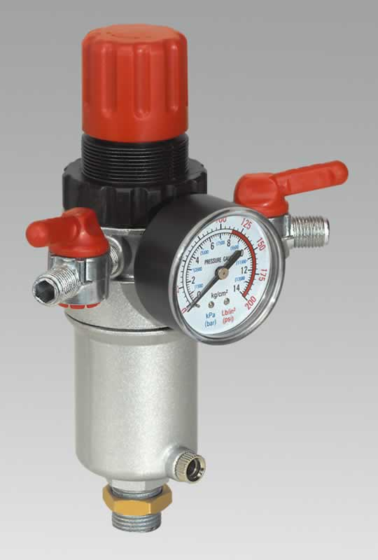 Air Filter/Regulator Heavy-Duty