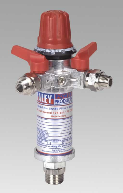 Air Filter Regulator Extra Heavy-Duty