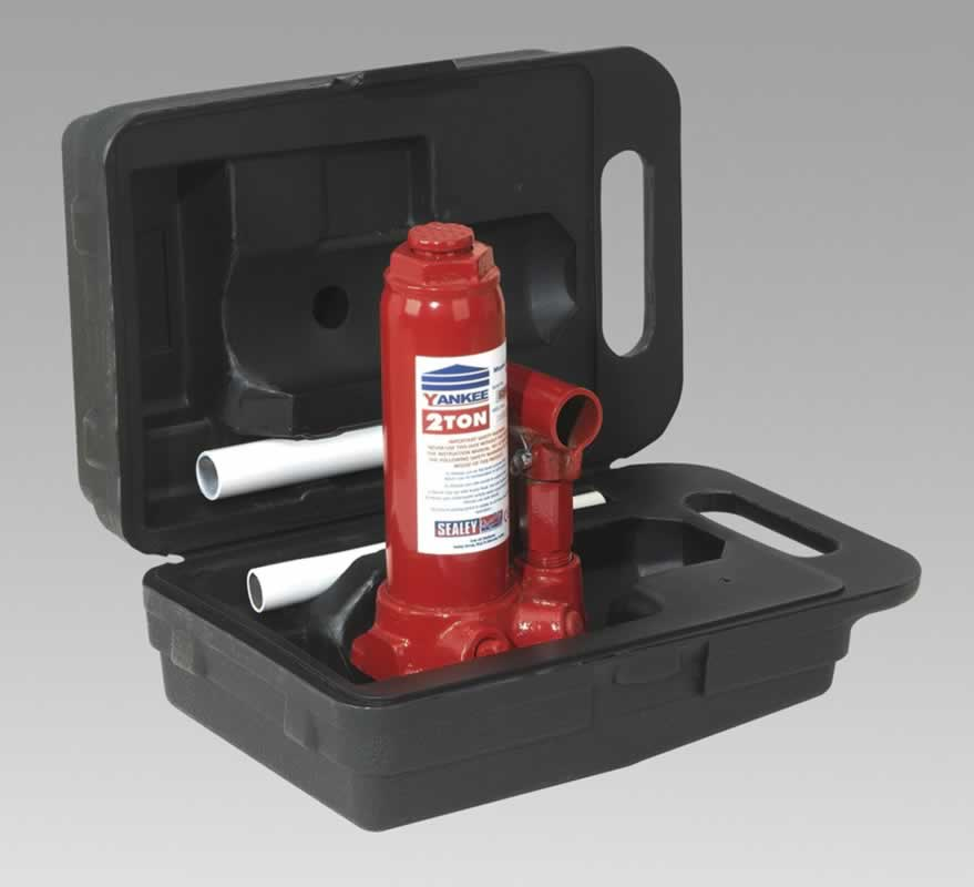 Bottle Jack Yankee 2tonne with Carry-Case