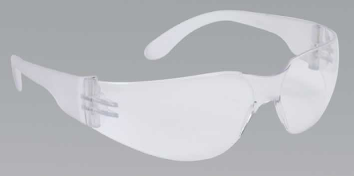 Clear Safety Spectacles