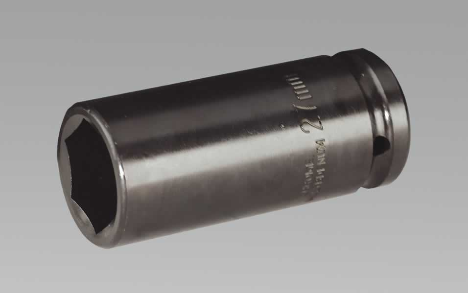 "Impact Socket 27mm Deep 3/4""Sq Drive"