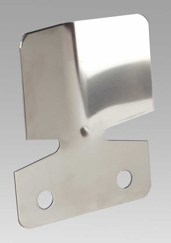 Bumper Protection Plate Stainless Steel