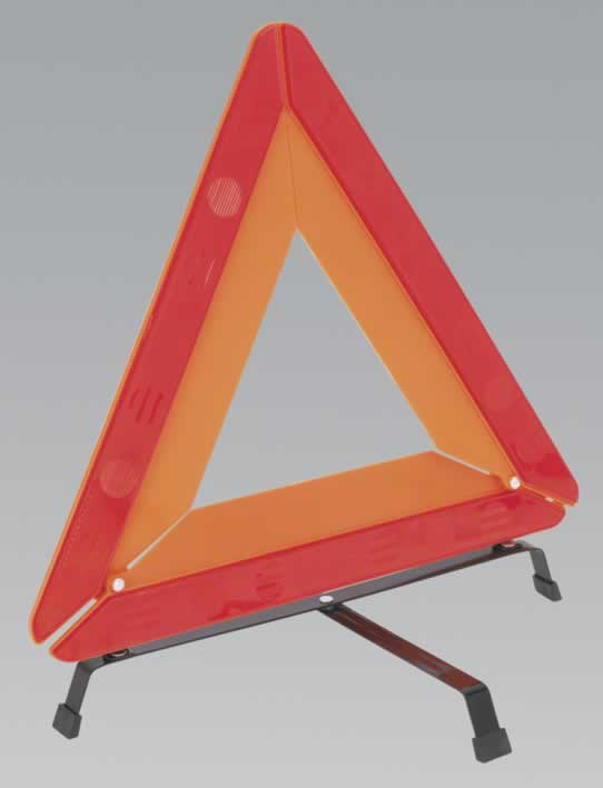 Warning Triangle CE Approved