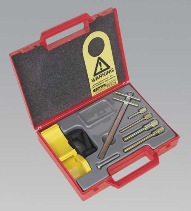 Diesel/Petrol Setting/Locking Kit - Renault/Chrysler  Vauxhall/Opel - Belt Drive