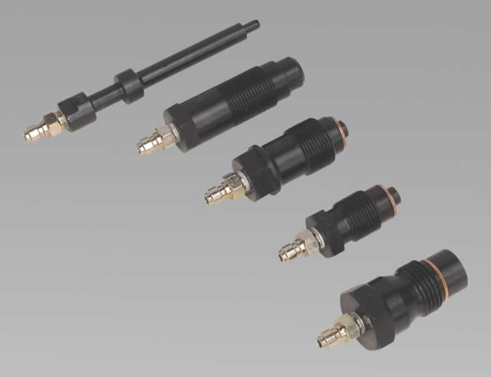 Injector Adaptor Set - Leakage