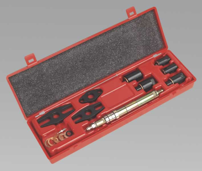 Clamp-On Injector Adaptor Set - Leakage