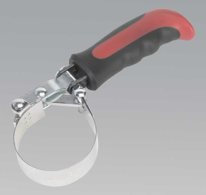 Oil Filter Band Wrench - Pro Style Ø60-76mm