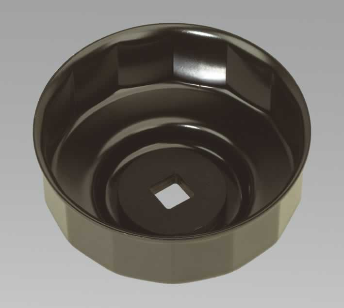 Oil Filter Cap Wrench Ø76-14 - BMW, Champion, Mercedes, Porsche, VAG