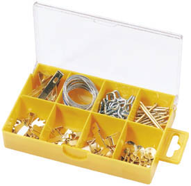 PICTURE FASTENER ASSORTMENT ah