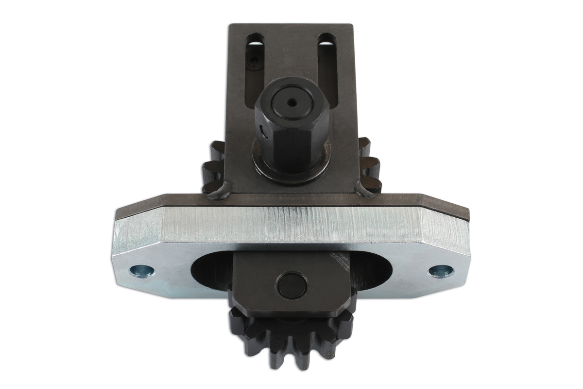 Crankshaft Rotator with Spacer - Iveco  (AHC)