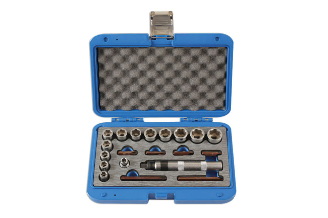 "Deep Impact Socket Set 1/2""D 20pc (AHA)"