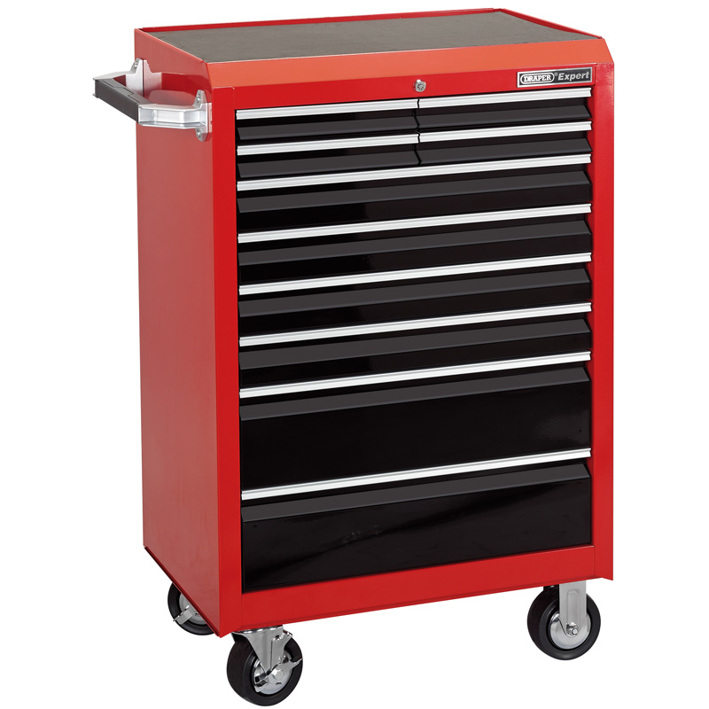 Expert 10 Drawer Roller Tool Cabinet   (AHA)